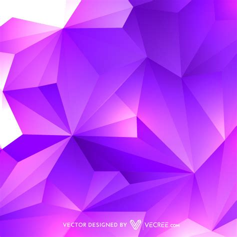 Design Purple And Pink by Pink And Purple Polygonal Abstract Background Design Free