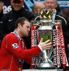 Wayne Rooney believes his best is yet to come as he chases ...