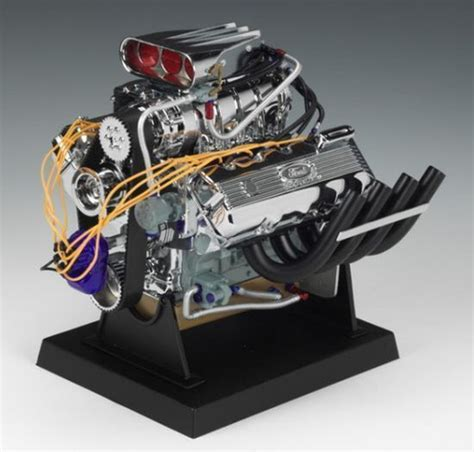 liberty classics  model engine ford  dragster