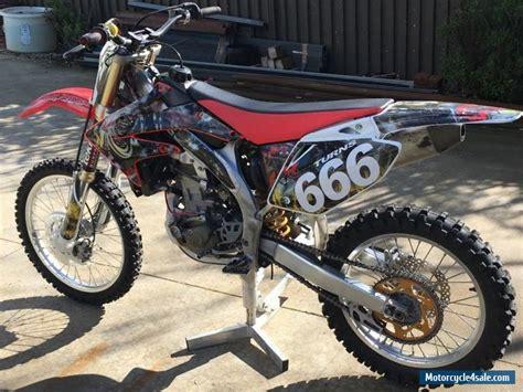 honda motocross bikes for sale honda crf for sale in australia