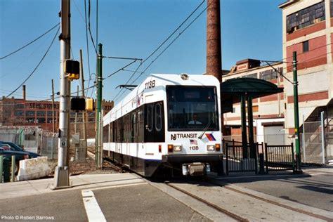 new jersey light rail urbanrail net gt america gt usa gt new jersey gt newark