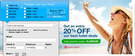 Hammock Resort Promotional Code by Orbitz 20 Hotel Coupon Running With