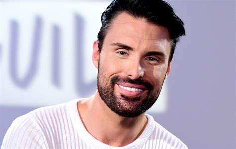 presenter rylan clark neal aims for year if he and