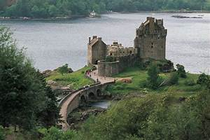 Eilean Donan Castle & Visitor Centre, Kyle Of Lochalsh ...