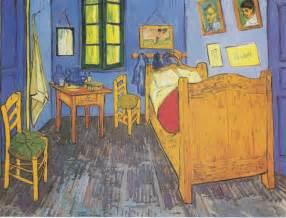 Van Gogh Bedroom Painting