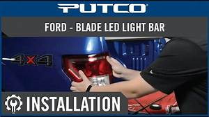 Blade Led Tailgate Light Bar Installation On Ford Trucks