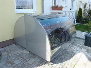 Fahrradbox Für 4 Fahrräder : fahrrad garagen abschlie bar streicher ~ Articles-book.com Haus und Dekorationen
