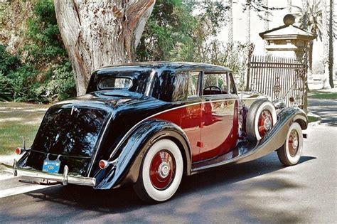 1937 Rolls Royce by 1937 Rolls Royce Phantom Iii Http Www Charlescrail