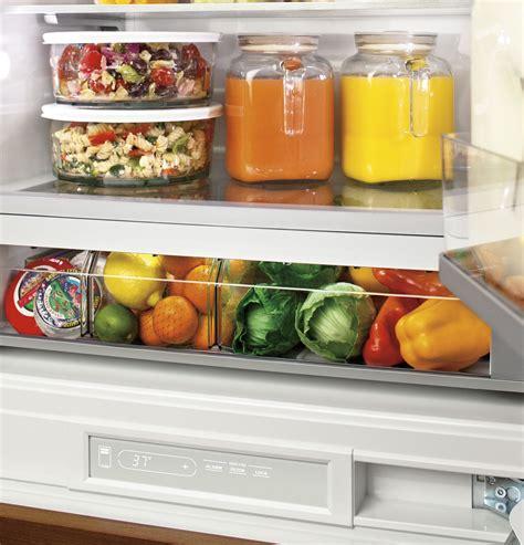 monogram  integrated glass door refrigerator  convertible drawer zikgnzii ge appliances