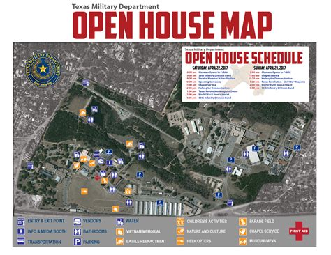 tmd open house texas military department