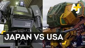 GIANT ROBOT DUEL: CHALLENGE ACCEPTED - Japan, America To ...