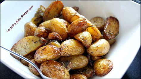 comment cuisiner les pommes de terre grenaille comment cuire pomme de terre grenaille