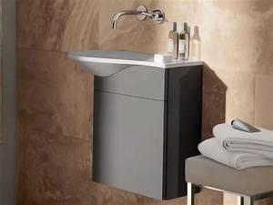 Gäste Wc Handwaschbecken : burgbad pli g ste wc waschtisch mit waschtischunterschrank ~ Markanthonyermac.com Haus und Dekorationen