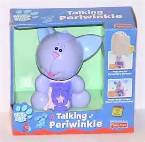 Blue's Clues Talking Periwinkle