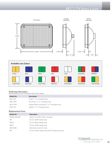 tomar lightbar wiring diagram 29 wiring diagram images