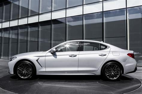 details revealed  upcoming genesis  luxury sedan