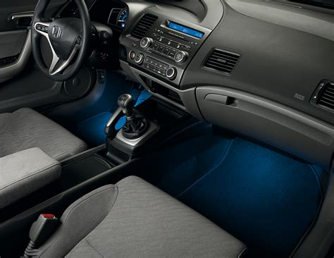 interior illumination civic coupe