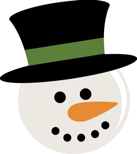 christmas head template snowman head template google search gto great