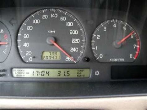 volvo  coupe     kmh top speed pushing