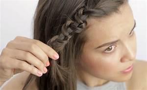 Tresse Cheveux Courts : tuto coiffure 2 looks sophistiqu s pour cheveux courts so busy girls ~ Melissatoandfro.com Idées de Décoration