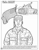 Coloring Army Pages Force Air Soldier Military Guard Coast Books Forces Armed Printable States United Drawing Colouring Navy National Roman sketch template