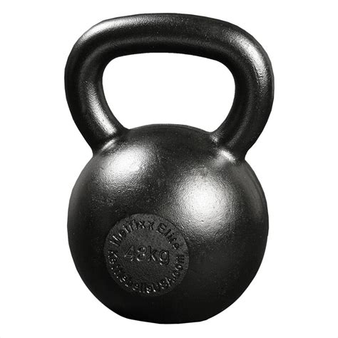 kettlebell elite coat precision kettlebells usa iron 48kg cast