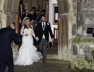 David Mitchell Wedding