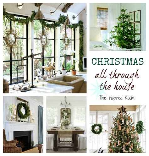 simple christmas home decorations