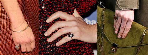 anelli da mignolo pomellato anelli chevalier da mignolo fotogallery