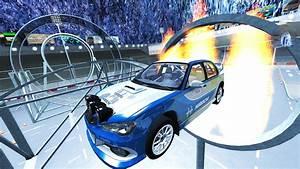 CRAZY UNDERGROUND STUNT ARENA! - BeamNG Drive Car Jump ...