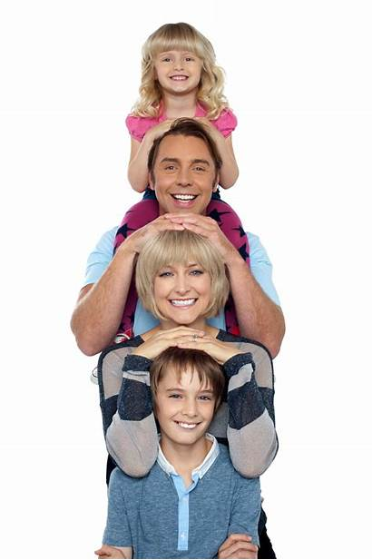Happy Transparent Lovable Young Standing Purepng Families