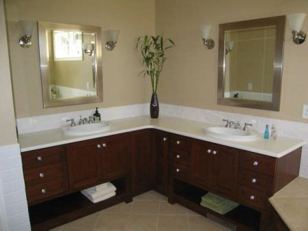L Shaped Bathroom Vanity Design by L Shaped Bathroom Vanity This Is More About The Concept