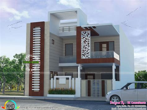 beautiful indian house plans  designs    home