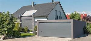 Kosten Einer Doppelgarage : doppelgarage mit abstellraum ma e ~ Michelbontemps.com Haus und Dekorationen