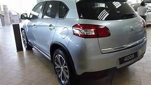 4x4 Peugeot : 4008 peugeot suv 4x4 crossover car auto voiture salon automobile c4 aircrosser mitsubishi youtube ~ Gottalentnigeria.com Avis de Voitures