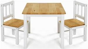 Kinder Tisch Stuhl : kinder sitzgruppe mit kindertisch tisch und 2 st hlen stuhl ~ Lizthompson.info Haus und Dekorationen