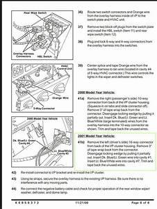 2001 Hardtop Wiring Harness