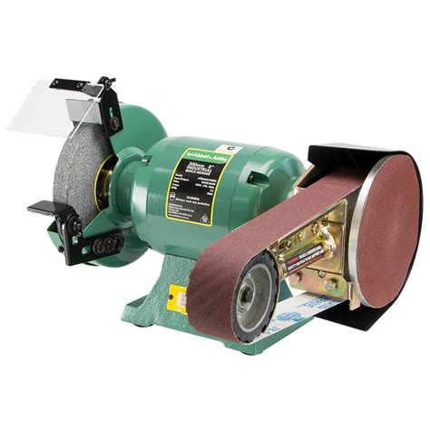 Abbott Ashby Bench Grinder by Abbott Ashby Po362plus8 600w 8 Quot 200mm Industrial Bench