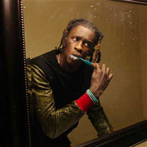 young thug yeah  signed  cash money hiphopdx