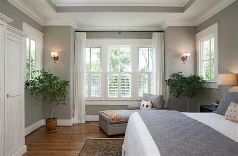 Bedroom Vs Window by Master Bedroom Windows Craftsman Bedroom Nashville