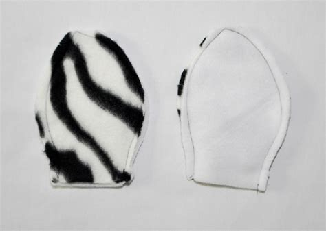 tutorial easy diy zebra horse  unicorn costume