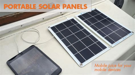 Boat Battery Dies On Water by 187 Portable Solar Panels Mobile Juice For Your Mobile Devices