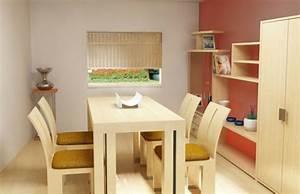 Petite Salle à Manger : avoir une id e d co salle manger pas si difficile la preuve en 50 photos ~ Preciouscoupons.com Idées de Décoration