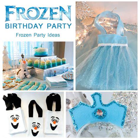 disney frozen party ideas  sisters