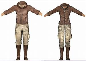 Wasteland outfit (Fallout New Vegas) - The Vault Fallout wiki - Fallout 4 Fallout New Vegas ...