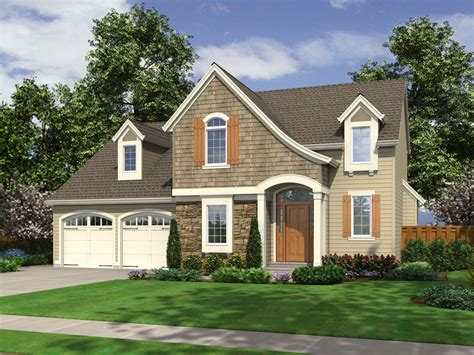 Cathcart Country French Home Plan 065D 0311 House Plans
