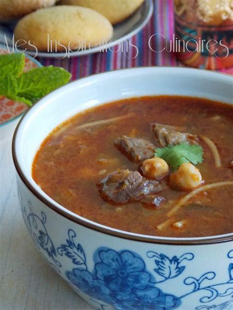 cuisine algeroise chorba algéroise hamra sauce blogs de cuisine