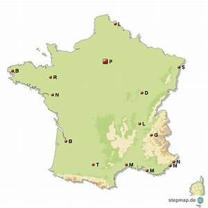 Schöne Städte In Frankreich : frankreich st dte unbennant von sarah2 landkarte f r frankreich ~ Buech-reservation.com Haus und Dekorationen