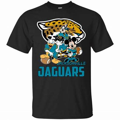 Goofy Lt12 Jaguars Mickey Donald Football Disney
