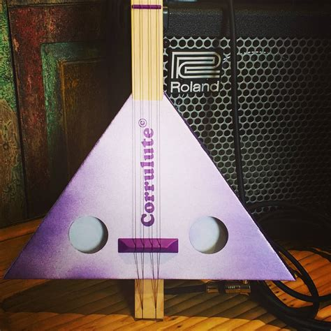 Make Your Own Electric Stringed Instrument Kit By